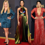 emmys dresses fashion red carpet 2017