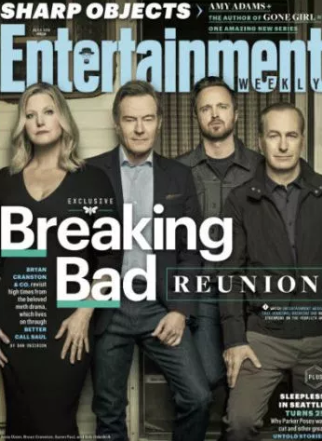 'Breaking Bad' Stars Reunite For 10th Anniversary Shoot
