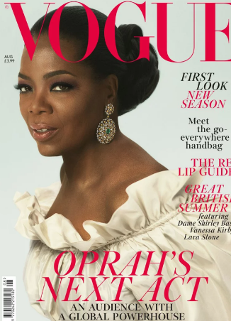 Oprah Winfrey Won't Run for President in 2020 Vogue