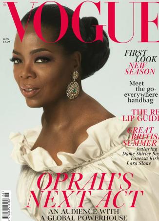 Oprah Winfrey Won't Run for President in 2020 Vogue