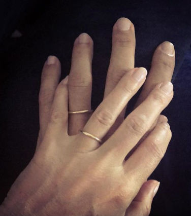 Gwyneth Paltrow wedding rings