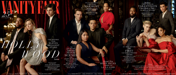 Vanity Fair Hollywood Issue Cover