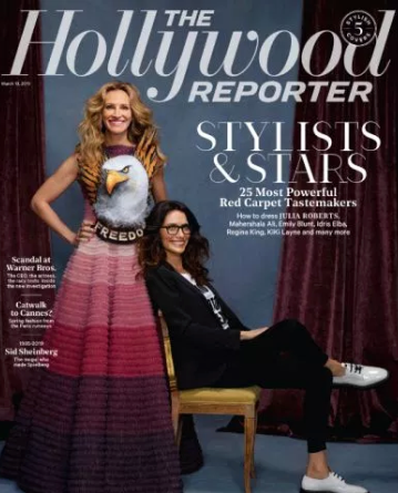 Julia Roberts Stylist THR