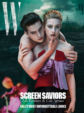 cole-sprouse-Lili-Reinhart-cover-W
