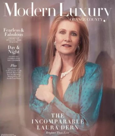 Laura Dern Opens Up About Being A Single Parent