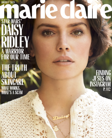 Daisy Ridley Talks Fame, Family and Fiancée