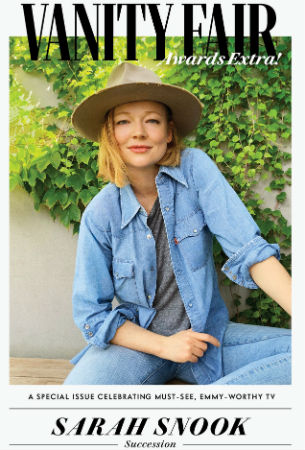 Succession's Sarah Snook on Dressing Down and Disco