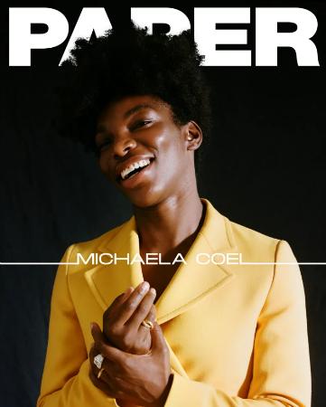 Michaela Coel paper
