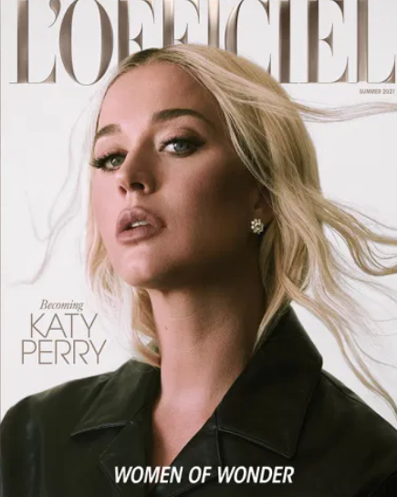 L'Officiel's-Summer-Issue-Katy-Perry